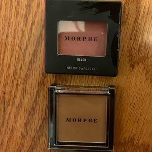 Morphe Blush & Bronzer